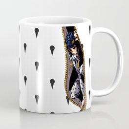 JoJo - Bruno Bucciarati Pattern [Zipper Ver.] Coffee Mug