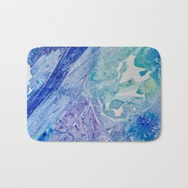 Water Scarab Fossil Under the Ocean, Environmental Bath Mat