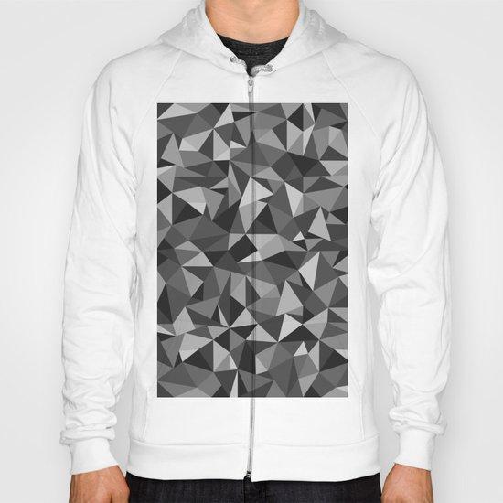 Graphic Geometric Pattern Hoody