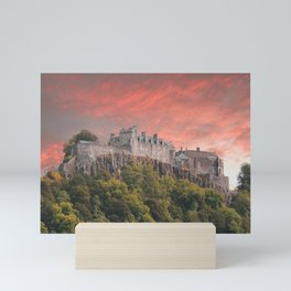 Stirling Castle Mini Art Print