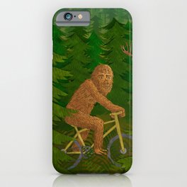 Wild Ride iPhone Case