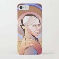 fifth element iPhone & iPod Cases featuring Chaos (Zorg - The Fifth Element) by Pana Stamos
