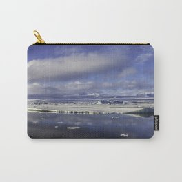 Glacial Lagoon 05 Carry-All Pouch