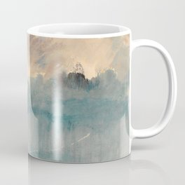"J.M.W. Turner ""A Paddle-steamer in a Storm"" Coffee Mug"