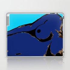 Recline in Blue Laptop & iPad Skin