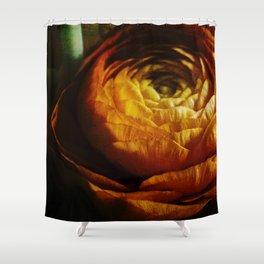 Buttercup Shower Curtain