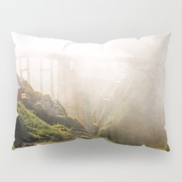 Foggy Day in the Bay Pillow Sham