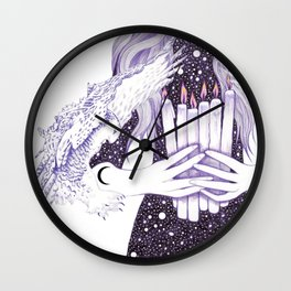 Nightwalker Wall Clock