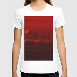 The Emerging Island / San Borondon 2016 T-shirt
