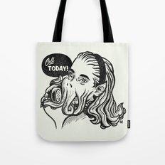 Callthulhu Tote Bag