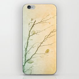 Last leaves iPhone Skin
