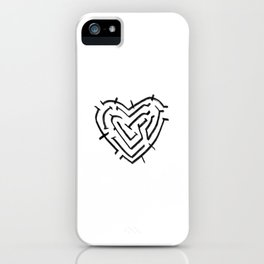 Thorn Heart iPhone Case