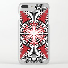 vicious Clear iPhone Case