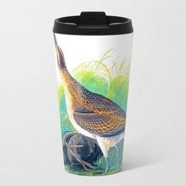 Hudsonian Curlew Travel Mug
