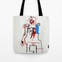 Mother Basquiat Tote Bag