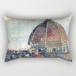 Florence - Cattedrale di Santa Maria del Fiore Rectangular Pillow