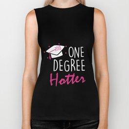 One Degree Hotter 2018 Graduation Day Biker Tank