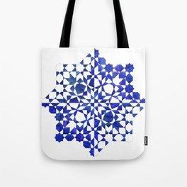 IG blue Tote Bag