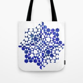 IG blue Tote Bag