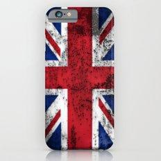 Rusty Britain.  iPhone 6s Slim Case