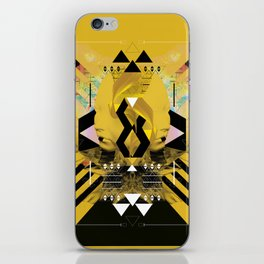 ::No Disguise:: iPhone Skin