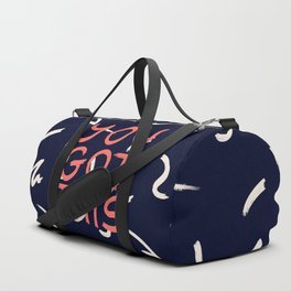 YOU GOT THIS #society6 #motivational Duffle Bag