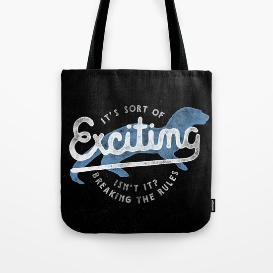 Exciting Tote Bag