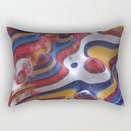 Get Lost Rectangular Pillow