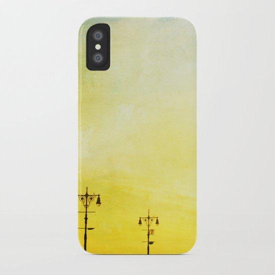 Coney Island Boardwalk iPhone Case