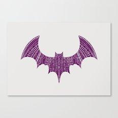 Chirorptera Canvas Print