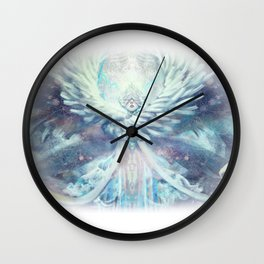 [Don't] Cover your eyes. Wall Clock