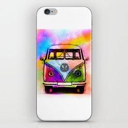 Hippie Adventures iPhone Skin
