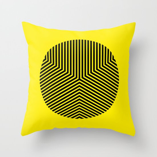 Y like Y Throw Pillow
