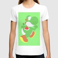 yoshi T-shirts featuring Yoshi(Smash) by ejgomez