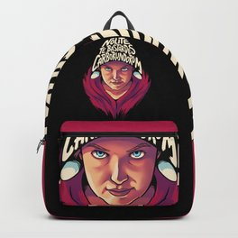 Her Tale // Women Rights, Feminism, Empowerment, Equality, LGBT Backpack