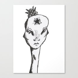 Starry Eyed  Canvas Print