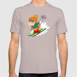 Winter Sports: Skiing T-shirt