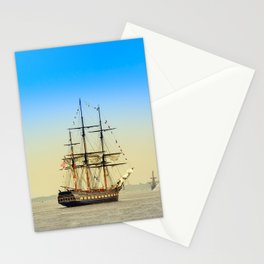 Sail Boston - Oliver Hazard Perry Stationery Cards