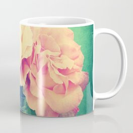 Romantic Vintage Roses Coffee Mug