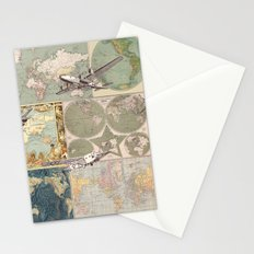 Flight Patterns Stationery Cards