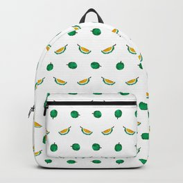 Durian - Singapore Tropical Fruits Series Backpack