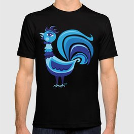 Blue Rooster T-shirt