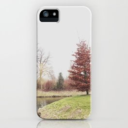 Affection iPhone Case