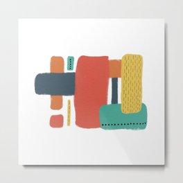 Modern Vibes Metal Print
