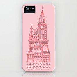 Copenhagen (Cities series) iPhone Case
