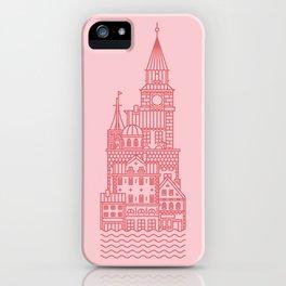 Copenhagen (Cities series) iPhone Case