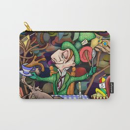 Mad Hatter's Tea Party Carry-All Pouch