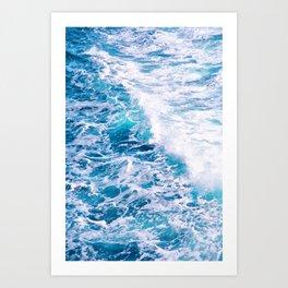 My Inner Sea Art Print