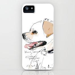 OPD Louie iPhone Case
