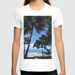 Queensland Australia beach T-shirt